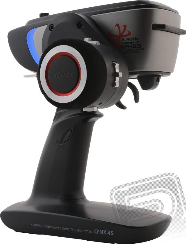 Náhľad produktu - LYNX 4S 2,4GHz + RX Axion 2