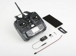 Optic 6 Sport 2.4GHz with MINIMA 6S Receiver (Mode 1)