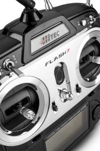 Flash 7 2,4GHz s prijímačom OPTIMA 7 (Mode 1/3)