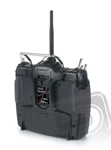 AURORA 9 9-kanálová 2.4GHz, Optima7, TX aku (mode 1)