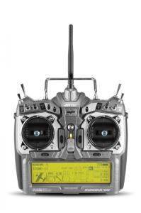 AURORA 9X 9-Kanal 2,4 GHz Sender, TX aku (Modus 1)