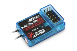 MINIMUM 6S 2.4 Ghz receiver AFHSS 6 channels without telemetry