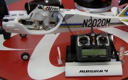5832 HTS-SS Nitro Telemetry panel