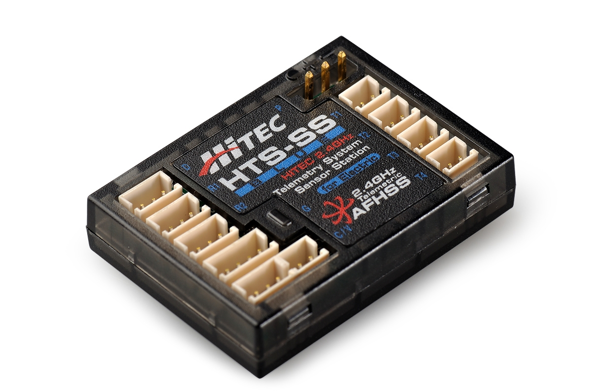 Náhľad produktu - 5848 - HTS-SS Blue C200 Telemetrické kombo elektro 200A