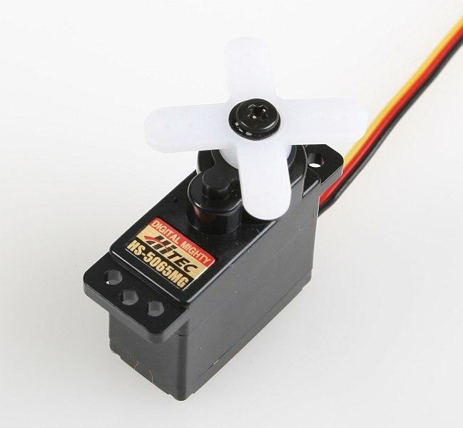 Náhľad produktu - HS-5065MG DIGITAL