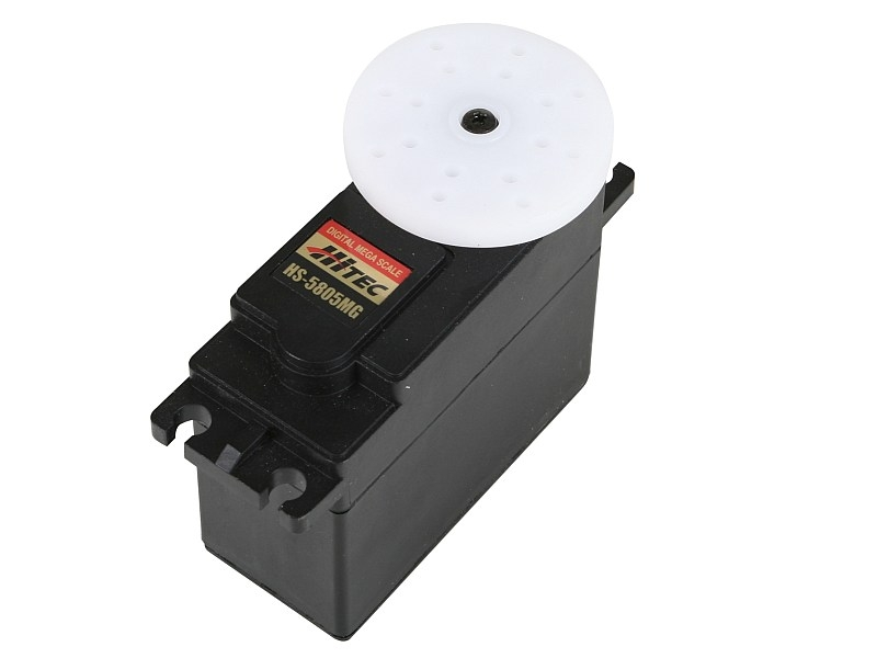 Náhľad produktu - HS-5805 MG digi jumbo servo
