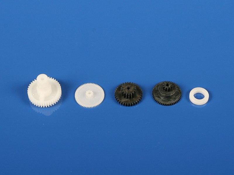 Náhľad produktu - 5003 prevody HS-322HD/325HB Karbonite