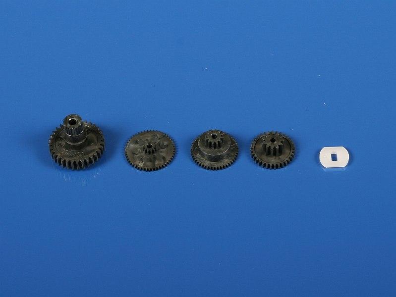 5006 převody HS-635HB/6635HB Karbonite