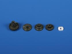 5006 Prevody HS-635HB/6635HB Karbonite