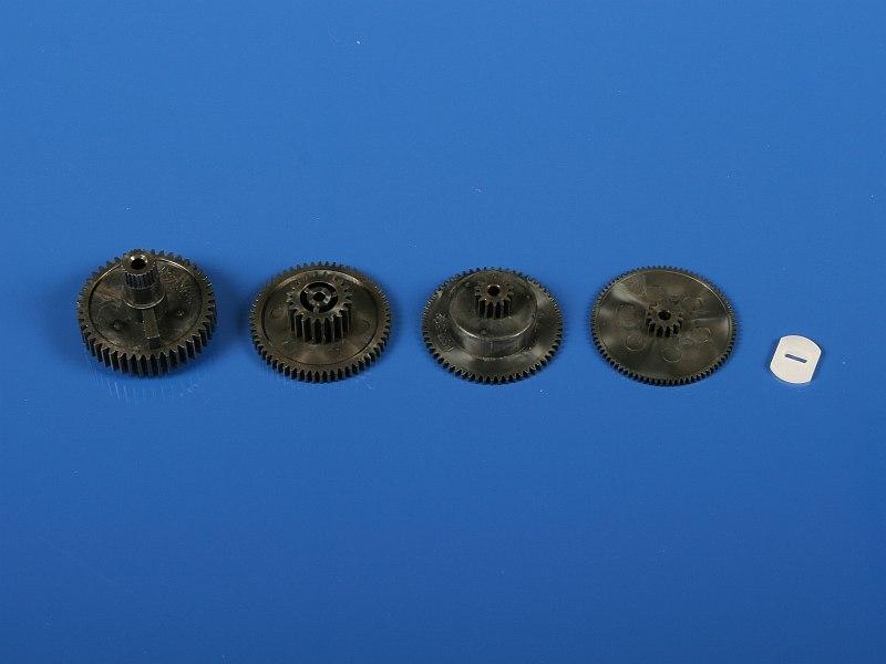 Náhľad produktu - 5008 Prevody HS-755HB plastové