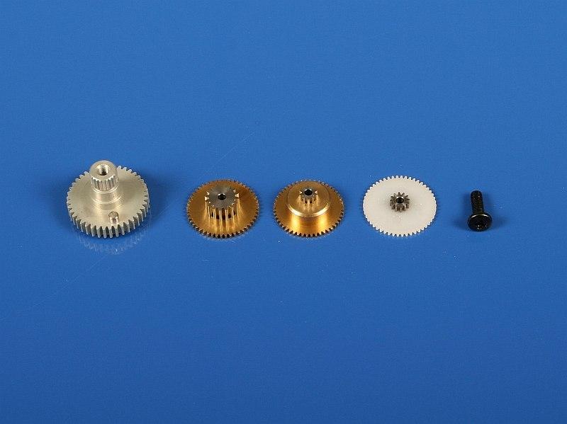 Náhľad produktu - 5303 Kovové prevody HS-645 MG/5645MG/5685MH