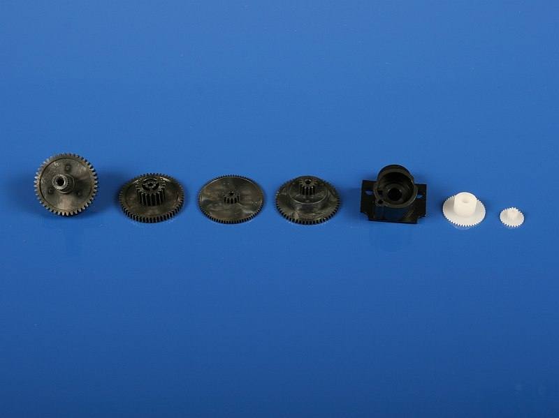 Náhľad produktu - 5012 Prevody HS-785HB Karbonite