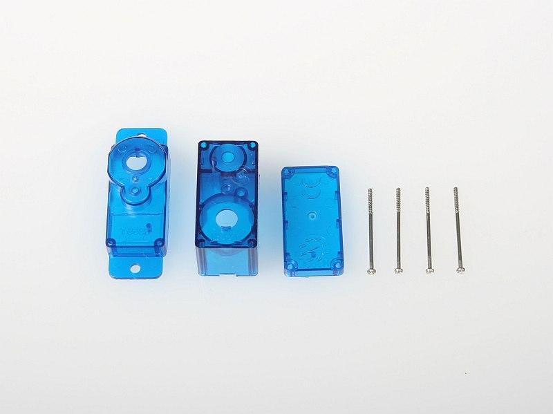 Náhľad produktu - 5405 Krabička Serva HS-55 modrá
