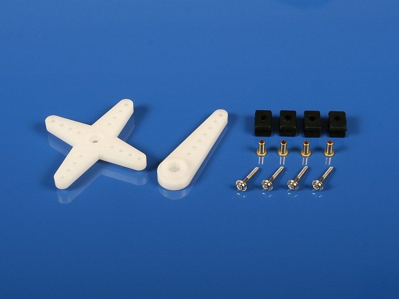 Náhľad produktu - 6318 Sada pák a montáž. príslušenstva HS-805BB/805MG/5805MG