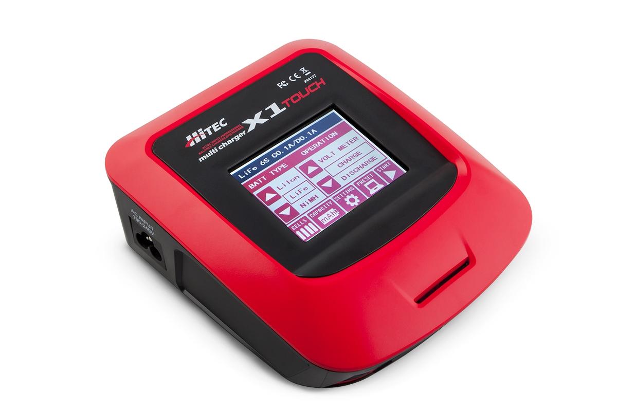 Náhľad produktu - Nabíjač MultiCharger X1 Touch