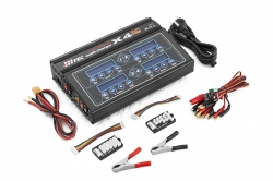 Charger Multicharger X4 AC Plus