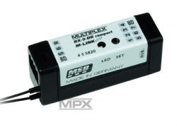 Prijímač RX-9 DR compact M-LINK 2,4GHz