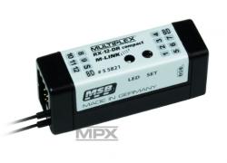 55821 Prijímač RX-12 DR compact M-LINK 2,4GHz