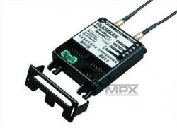 Náhľad produktu - Prijímač. RX-16-DR pre M-LINK 2,4GHz