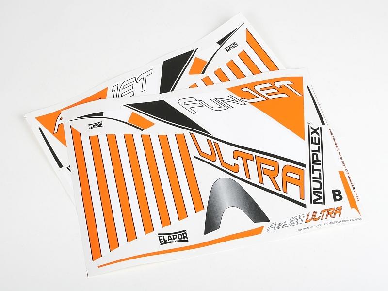 Náhľad produktu - 724570 Polepy FunJet Ultra