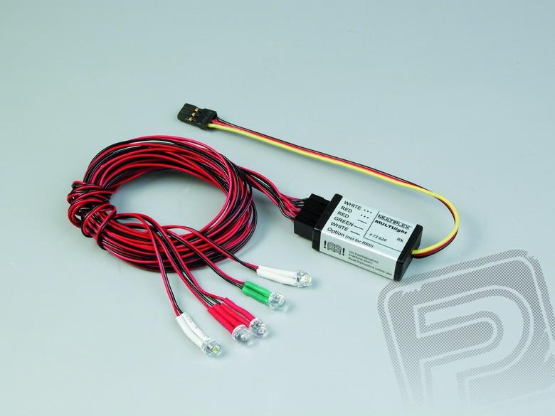 Náhľad produktu - 73020 FUNCUB - Sveteľný systém