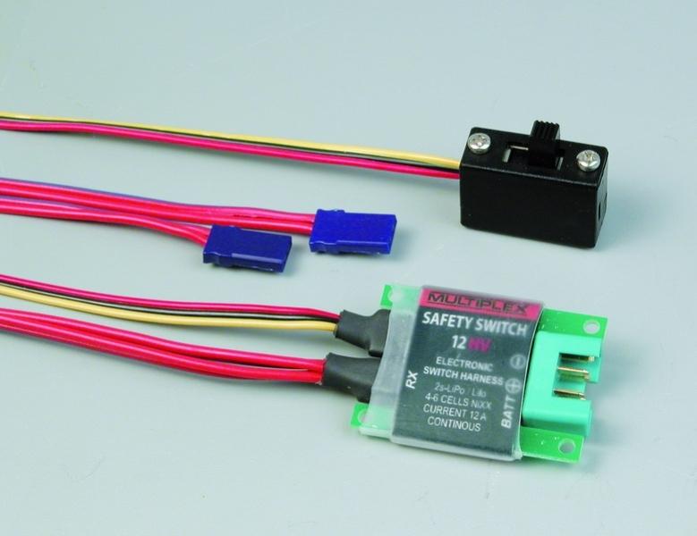 Náhľad produktu - Safety Switch 12HV
