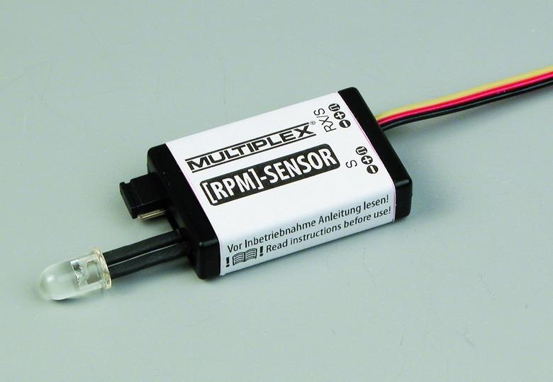 Náhľad produktu - 85414 Snímač otáčok pre telemetrické prijímače M-LINK (optický)
