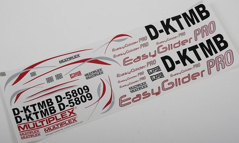 Náhľad produktu - 724236 Polepy EasyGlider PRO