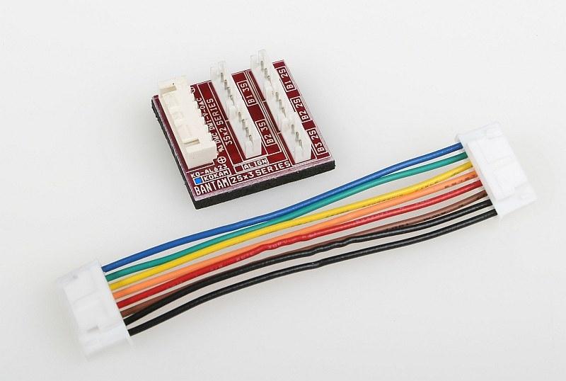Náhľad produktu - EAC148 MULTI adapter PB-6/BC-6 pro RCsyst/KOKAM/GRAUP