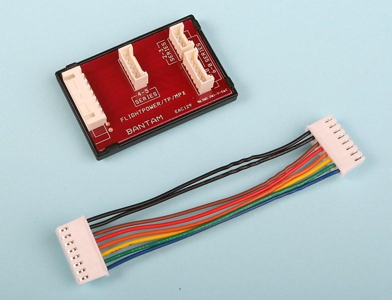 Náhľad produktu - EAC129 adapter PB-6/BC-6 pro ThunderPower/MPX