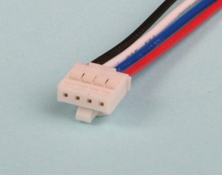 servisní konektor THUNDER (3 čl.)