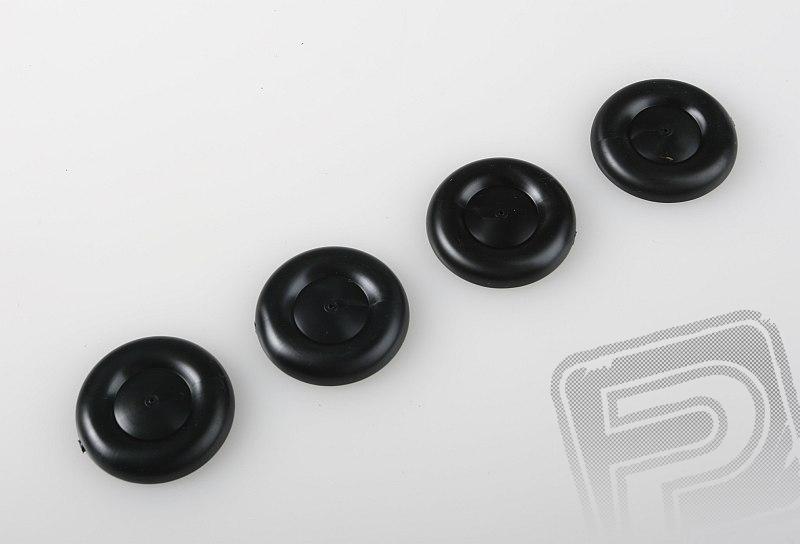 Náhľad produktu - 4912 Podvozkové koleso 36mm 2ks