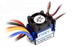 FOXY R60B CAR striedavý regulátor 60A + prog.karta