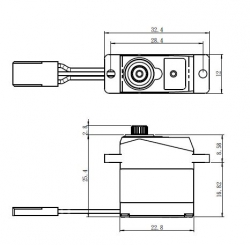 SAVÖX SH-0264MG DIGITAL