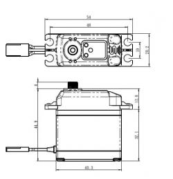 SAVÖX SA-1231SG DIGITAL