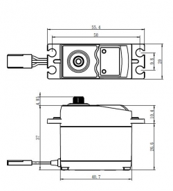 SAVÖX SV-0220MG HiVolt DIGITAL