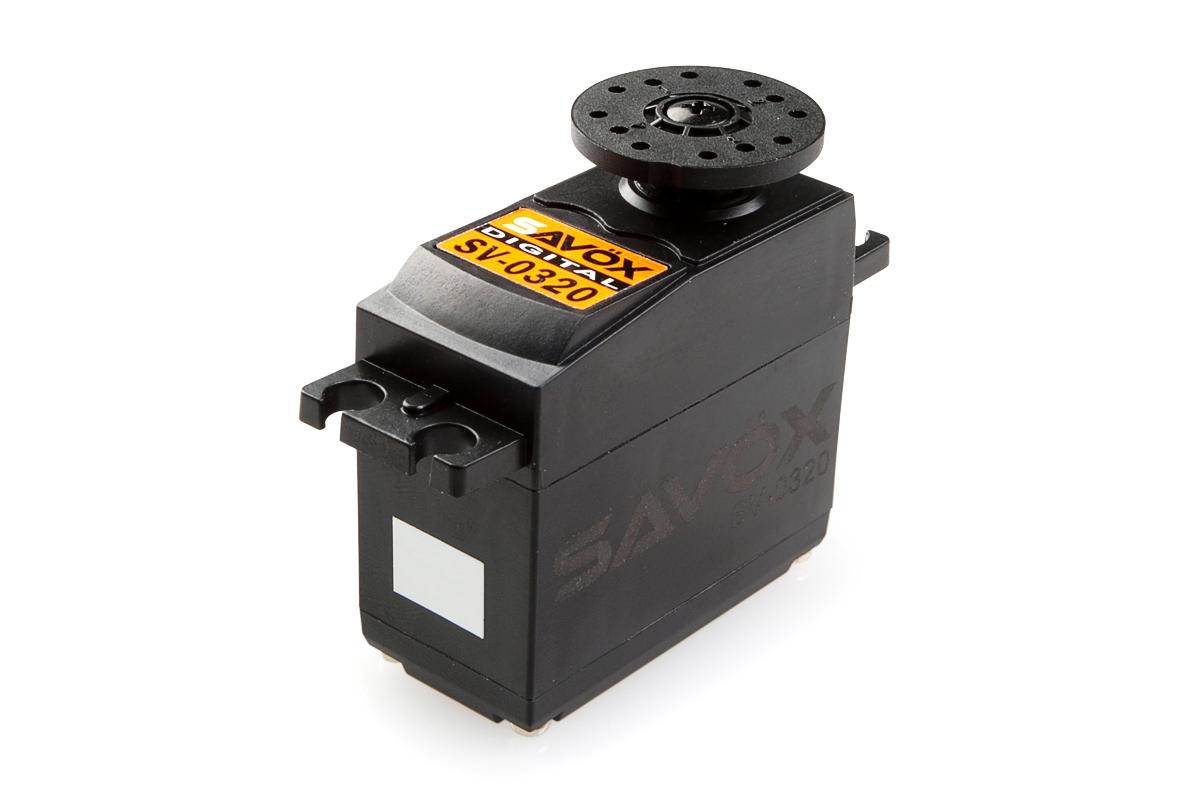 Náhľad produktu - SAVÖX SV-0320 HiVolt DIGITAL