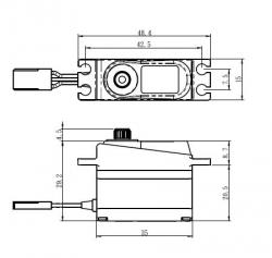 SAVÖX SH-1250MG DIGITAL