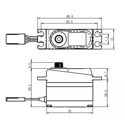 SAVÖX SH-1257MG DIGITAL