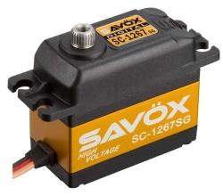 Náhľad produktu - SAVÖX SC-1267SG HiVolt DIGITAL