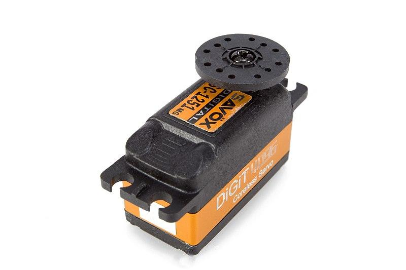Náhľad produktu - SAVÖX SC-1251MG DIGITAL