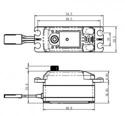 SAVÖX SC-1252MG DIGITAL