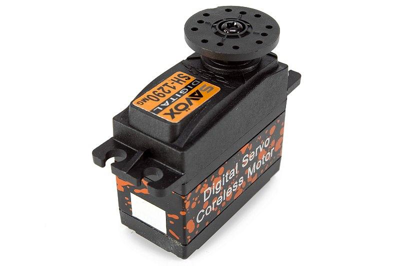 Náhľad produktu - SH-1290MG Digitálne servo (5kg)