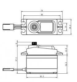 SAVÖX SC-1257TG DIGITAL