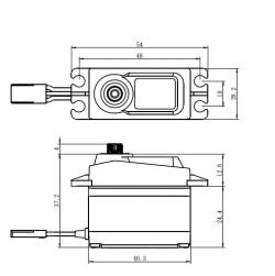 SAVÖX SA-1258TG DIGITAL (Air verze)