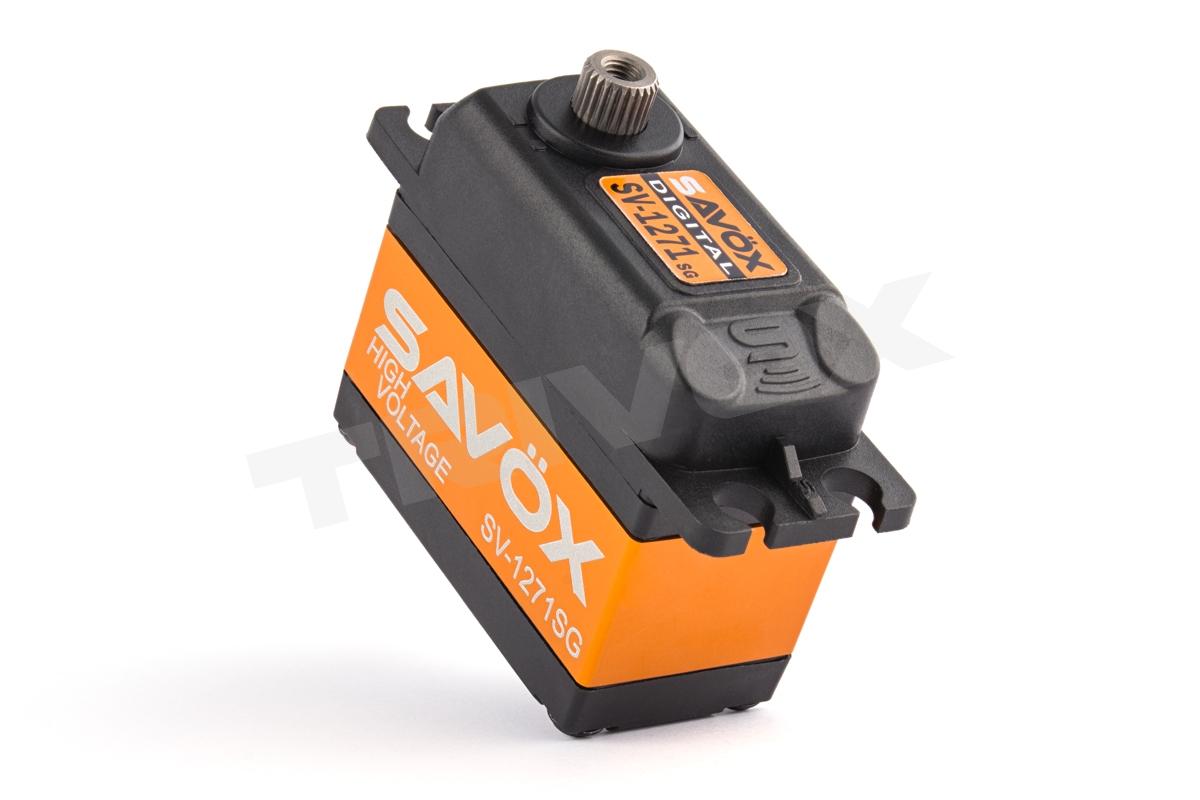 Náhľad produktu - SAVÖX SV-1271SG HiVolt DIGITAL