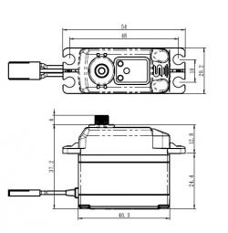 SAVÖX SV-1271SG HiVolt DIGITAL