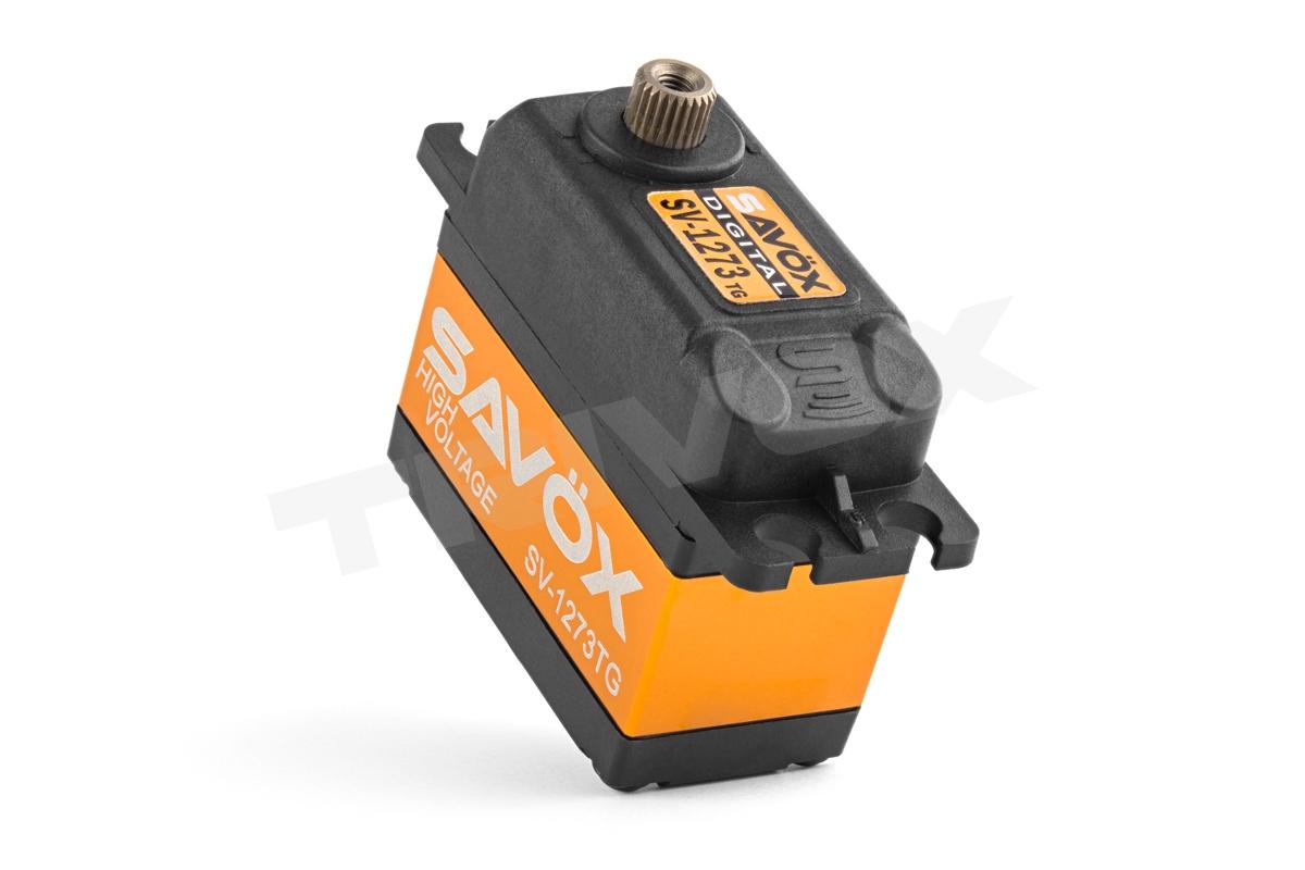 Náhľad produktu - SAVÖX SV-1273SG HiVolt DIGITAL