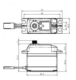 SAVÖX SV-1273SG HiVolt DIGITAL