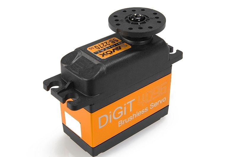 Náhľad produktu - SAVÖX SB-2270SG HiVolt DIGITAL